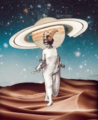 Saturn Return by Kerry Krogstad