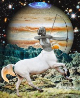 Sagittarius by Kerry Krogstad