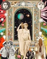 Aquarius Season by Kerry Krogstad
