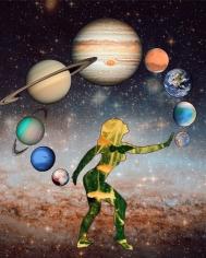 Cosmic Dance by Kerry Krogstad