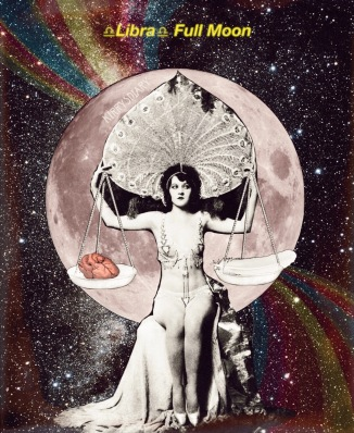 Libra Moon by Kerry Krogstad